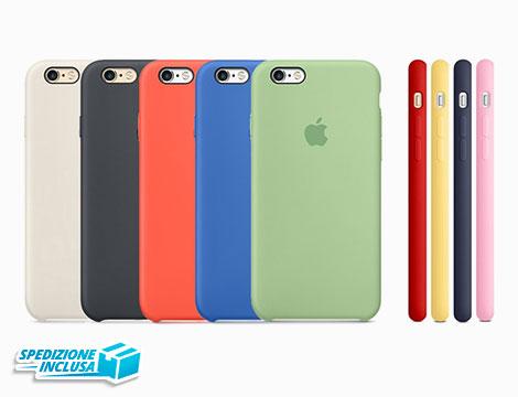 Cover originali Apple iPhone 6/6S e 6 Plus