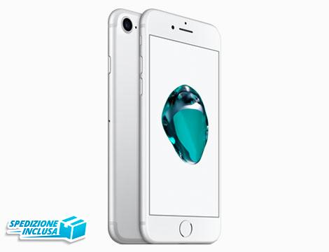 iPhone 7 ricondizionato con vetro omaggio