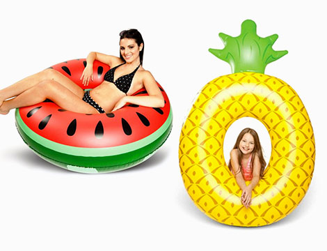 Gonfiabili frutta