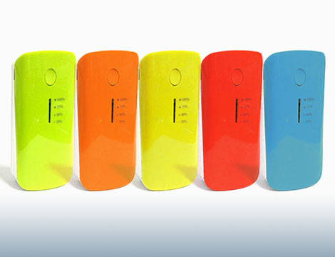Powerbank color block 8800 mAh